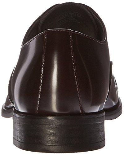 Calvin Klein Mens Radley Brush O Tuxedo Oxford Burgundy Z2fWXMxkVT