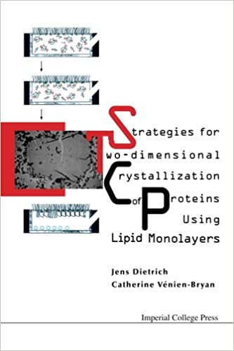 Strategies For Two-Dimensional Crystallization Of Proteins Using Lipid Monolayers