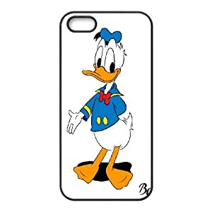 Donald Duck iPhone 4 4s Cell Phone Case Black Phone cover R49376454