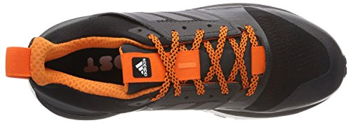 Adidas Uomini Super Nova M Trail Scarpe Da Corsa Policrome (s18 Carbonio / Interno Nero / Arancio)