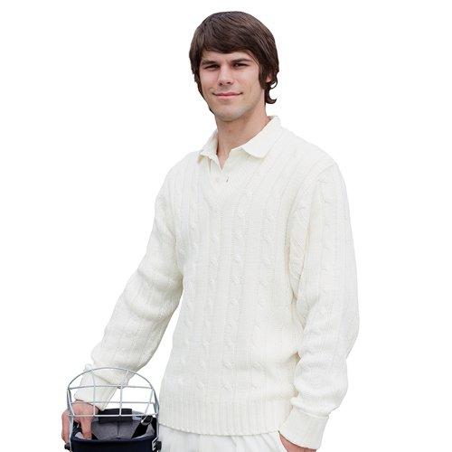 Finden & Hales Mens Cricket Sweater