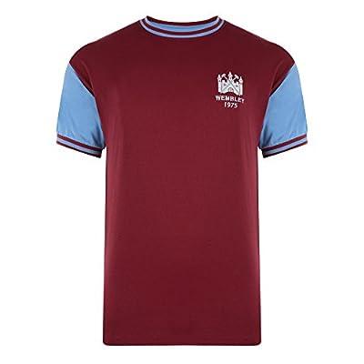West Ham 1975 FA Cup Final No4 Shirt Retro Soccer Jersey