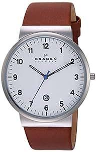 (Renewed) Skagen Analog White Dial Men's Watch - SKW6082