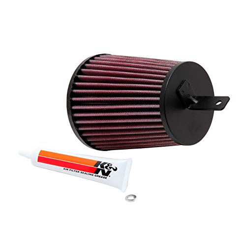 (K&N SU-4002 Suzuki/Kawasaki/Arctic Cat High Performance Replacement Air Filter)