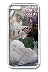 PC Hard Clear Case For iPhone 6 Plus Lastest Version Case Suit iPhone 4.7 Inch Super Hot And Ultra-thin case Easy To Operat Case Alice In Wonderland 26