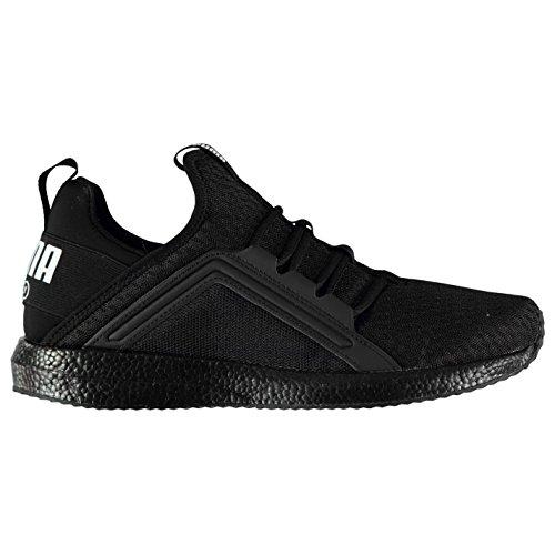 Puma Mega Nrgy Chaussures de course à pied pour homme Noir Jogging Baskets Sneakers VxWZXImUU
