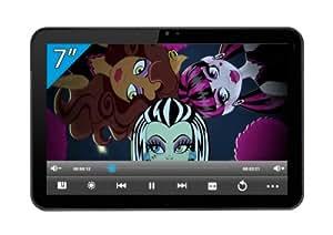 "Ingo SGM20343 - Tablet de 7"" (WiFi, 4 GB, 512 MB RAM, Android), multicolor"