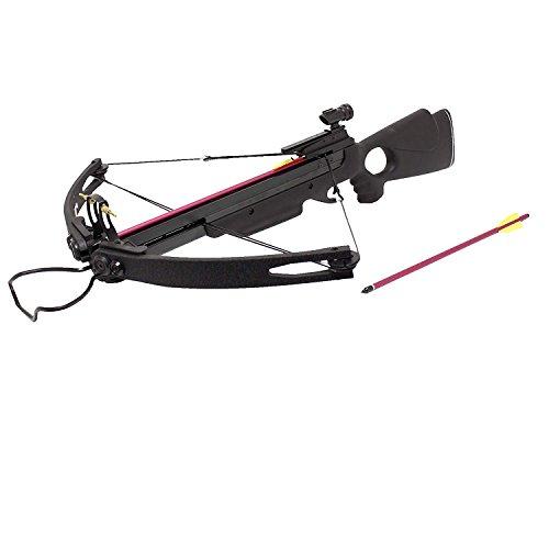 Spider 150 lbs Compound Hunting Crossbow Deer Target Range - Mk Crossbow