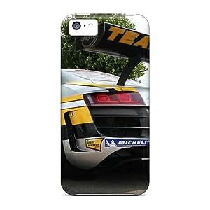 TsF7680HrPt Audi R8 Racing Awesome High Quality Iphone 5c Case Skin