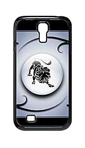 Cool Painting leo Snap-on Hard Back Case Cover Shell for Samsung GALAXY S4 I9500 I9502 I9508 I959 -330 wangjiang maoyi