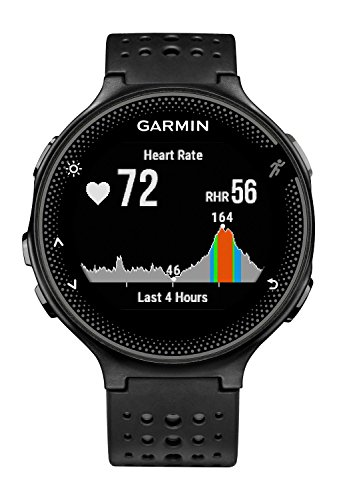 Garmin Forerunner 235 - Black/Gray (Certified Refurbished) by Garmin