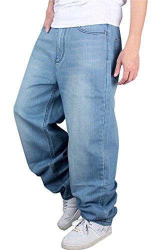 Hip hop jeans pants