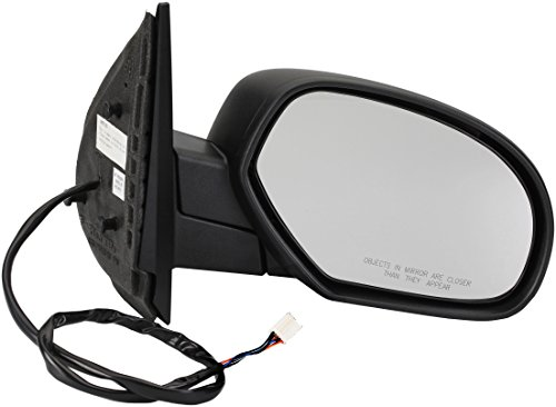 Heated Side Passenger Mirror - Dorman 955-1481 Passenger Side Power Heated Replacement Side View Mirror