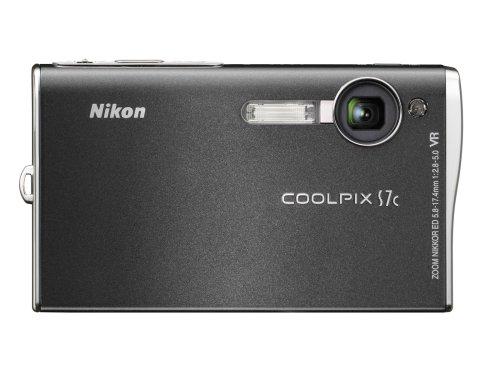 Nikon Coolpix S7c 7MP Digital Camera with 3x Optical Zoom