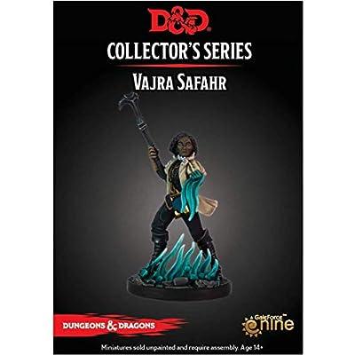 Dungeons & Dragons Dragon Heist: Vajra SAFAHR Collector's Series Miniature: Toys & Games