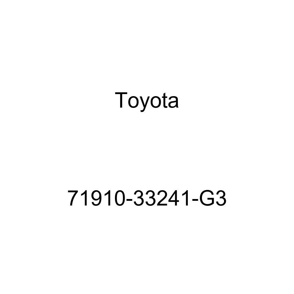 TOYOTA Genuine 71910-33241-G3 Headrest Assembly