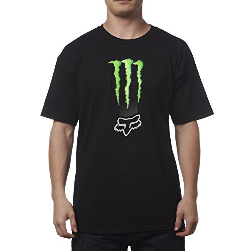 Fox Racing Men's Monster Zebra S/S (Monster Apparel)