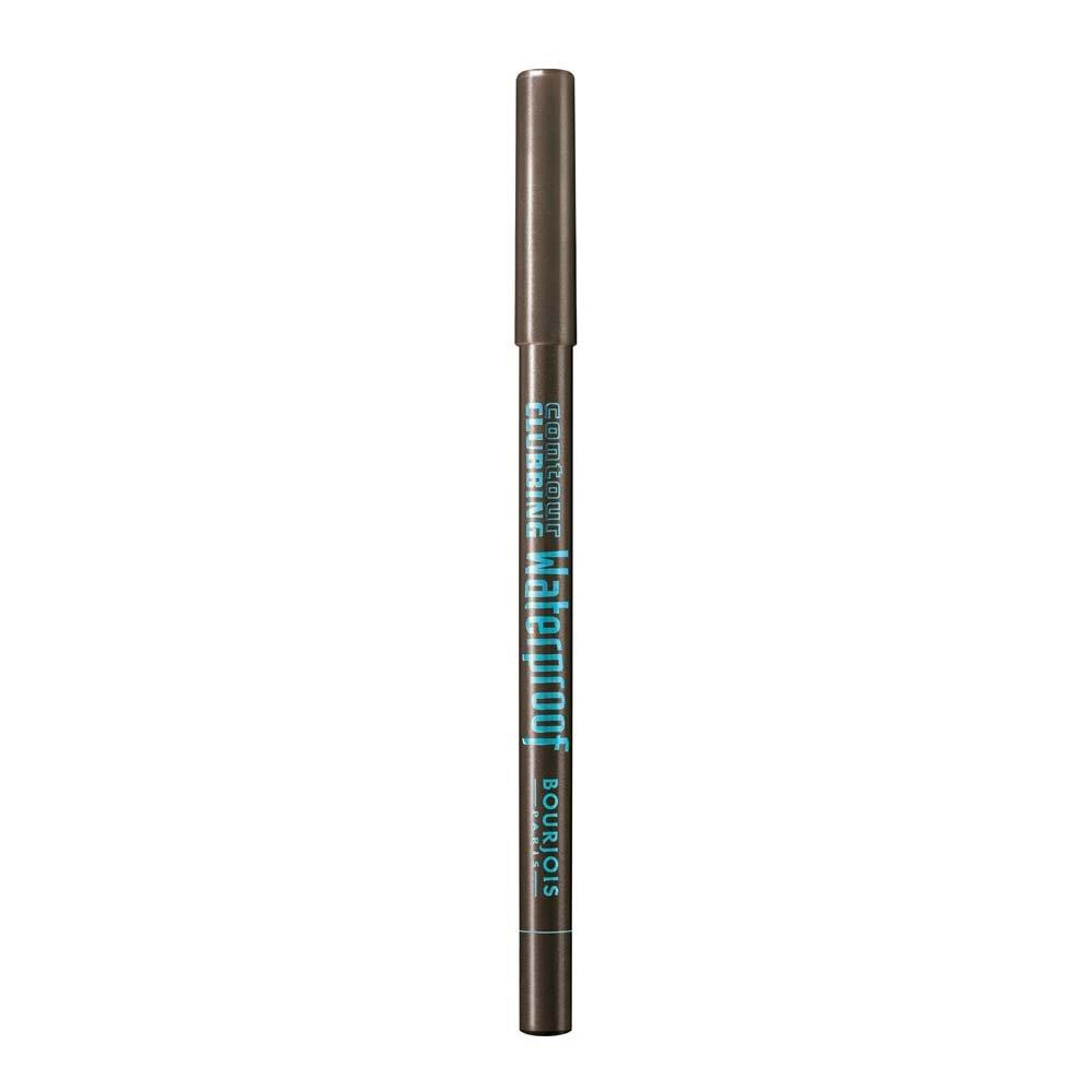 Bourjois Contour Clubbing Waterproof Eye Pencil Eyeliner And Krezi Kamis 26 Rouge Edition Velvet Lipstick Eyeshadow 57 Up Brown 12g Beauty
