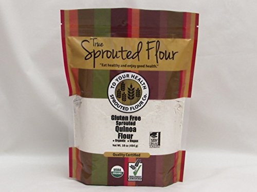 Amazon.com : 5lb. Organic, Sprouted Millet Flour : Grocery