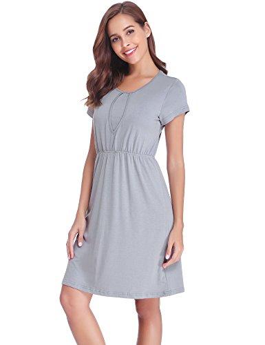 Vestido de Vestido enfermer maternidad maternidad de de de wZ4Bqw