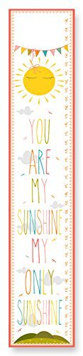you are my sunshine growth chart - 9