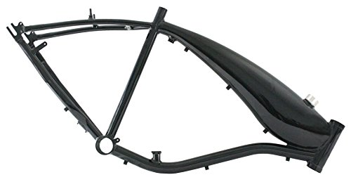 Bicycle Frame w/fuel tank 3.75l Black