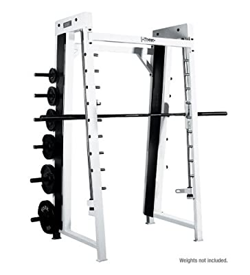 York Barbell Counter Balanced Smith Machine (Commercial)