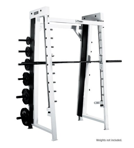 York Barbell Counter Balanced Smith Machine (Commercial) by BigFitness
