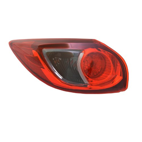 TYC 11-6470-00-1 Mazda CX-5 Replacement Tail Lamp
