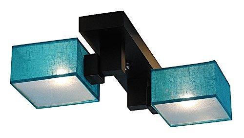 Julia lámpara - Lámpara de techo (Diseño de barsa de 008 C ...