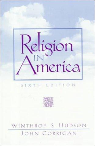 Religion in America (6th - Religion In America Sixth Edition