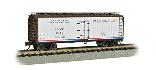 Used, Bachmann Industries Wood Side Reefer Merchant's Dispatch for sale  Delivered anywhere in USA
