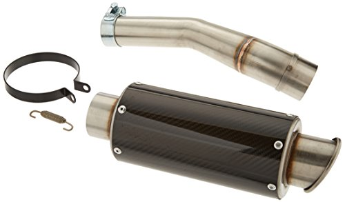 Hotbodies Racing 41302-2400 Carbon Fiber Slip-On MGP Exhaust Canister