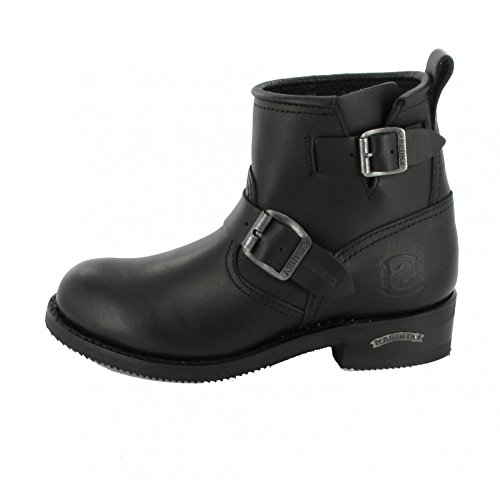 Sendra different in 2976 Engineerstiefelette Boots colours Black Boots vpr8ac1v