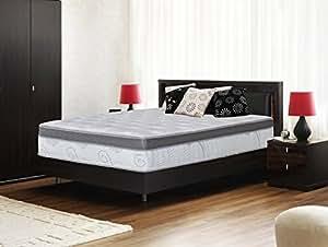 Olee Sleep 13 Inch Box Top Hybrid Gel Infused Memory Foam Innerspring Mattress (Queen) 13SM01Q