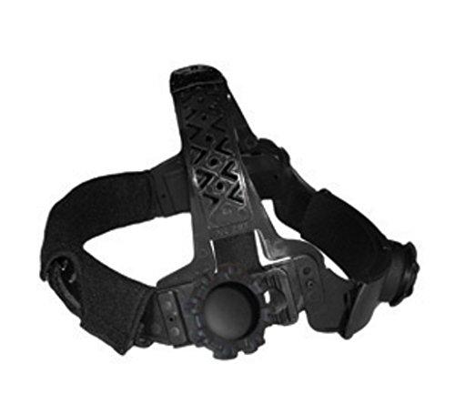 Radnor 64005136 Ratchet Headgear with Low Profile Knobs and Fleece Sweatbands, English, 15.34 fl. oz, Plastic, 1 x 1 x 1 by Radnor