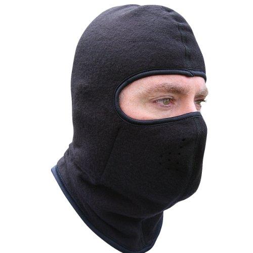 Heat Factory Fleece Balaclava Face Mask with 2 Hand Heat War