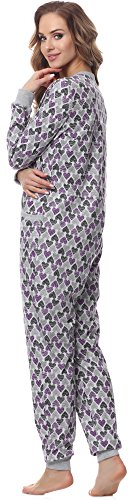 Melange Donna 175 Cuoriviola Merry Intero Pigiama MS10 Style xwYvvHBq