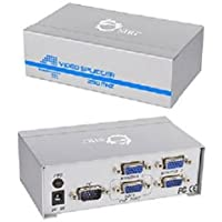 The Excellent Quality 1x4 VGA Splitter