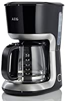AEG PerfectMorning Filter-Kaffeemaschine KF3300 (1,5 l Aroma-Glaskanne,...