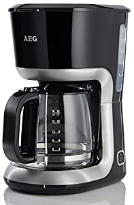 AEG PerfectMorning Filter-Kaffeemaschine KF3300 (1,5 l Aroma-Glaskanne,...