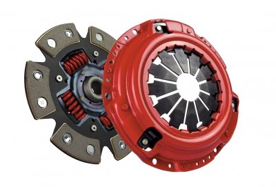 McLeod 761341 Clutch Kit (Toyota Celica Clutch Sachs)