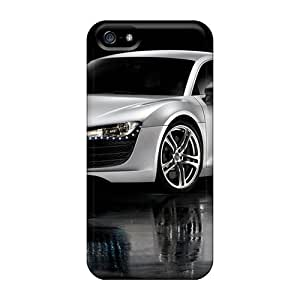 Faddish Phone Audi R8 13 Case For Iphone 5/5s / Perfect Case Cover