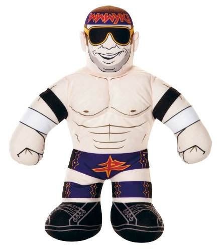 WWE Brawlin Buddies Zach Ryder Plush Figure by WWE