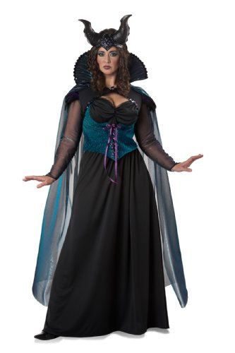 California-Costumes-Womens-Plus-Size-Storybook-Sorceress-Plus