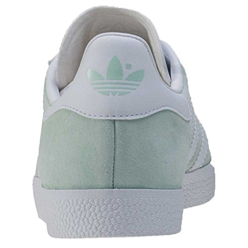 Adidas Uomini Gazzella Scarpe Fitness, Bordeaux, 41 Eu Blu (menhie / Bianco / Dormet)