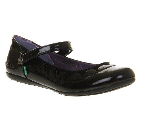 Kickers - Zapatillas para mujer negro - negro