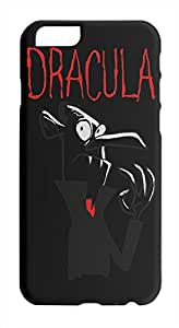 Dracula poster vector Iphone 6 plus case