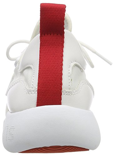 cheap sale official clearance choice Calvin Klein Jeans Women's Meryl Knit Low-Top Sneakers White (Wht 000) clearance latest For sale online xO2GgrUxB