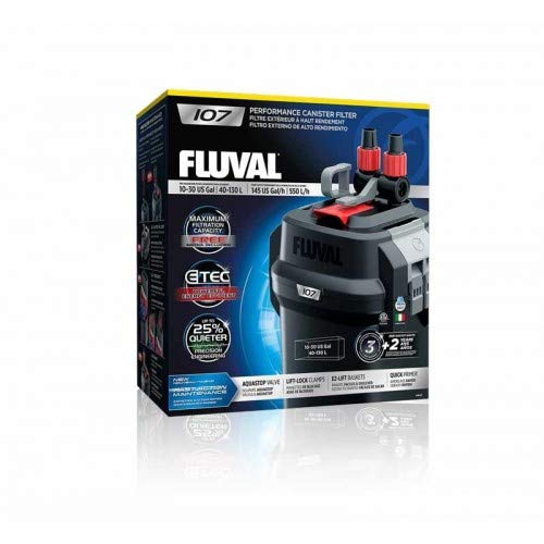 Fluval 107 Perfomance Canister Filter (07 Single Canister System)